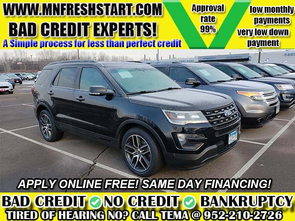 MN Fresh Start - Get Approved Today | Guaranteed Auto Loans